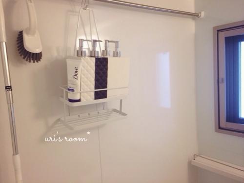 無駄なモノは一切置かない浴室!マーチソンヒュームはやっぱり素敵(´∀`)_a0341288_17274856.jpg