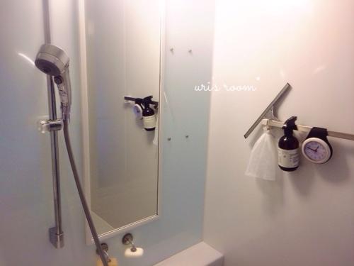 無駄なモノは一切置かない浴室!マーチソンヒュームはやっぱり素敵(´∀`)_a0341288_17274871.jpg