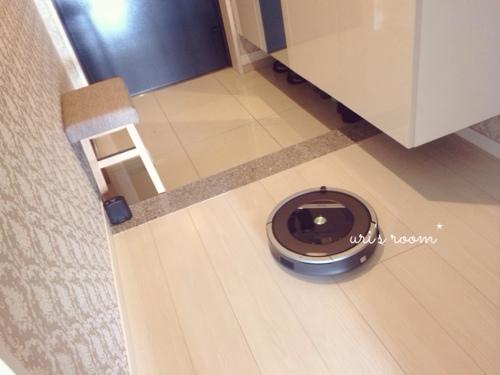 とうとうわが家にやって来た!ロボット掃除機の使い心地ヽ(´▽`)/_a0341288_17274960.jpg