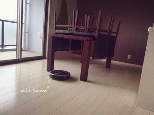 とうとうわが家にやって来た!ロボット掃除機の使い心地ヽ(´▽`)/_a0341288_17274995.jpg