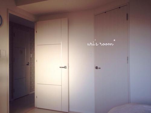 息子の部屋にミラーを設置。小学生男子も身だしなみが大切(´∀`)_a0341288_17275830.jpg