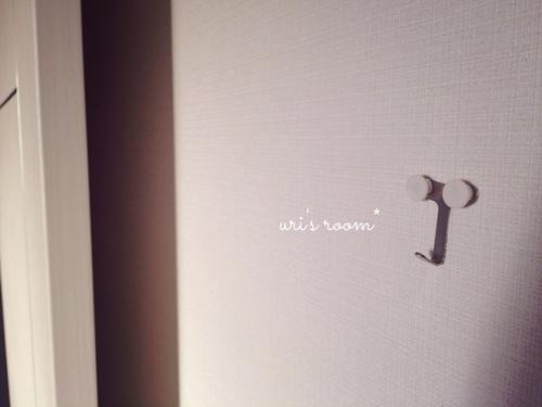 息子の部屋にミラーを設置。小学生男子も身だしなみが大切(´∀`)_a0341288_17275868.jpg