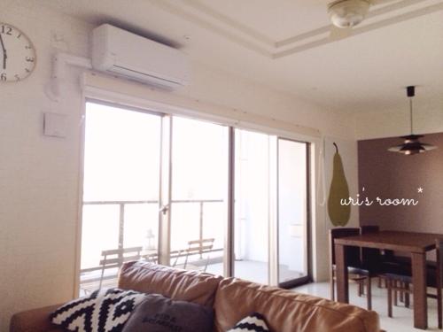 東南向きマンションの住みごこち…冬~春編。と、私の子供の頃の夢。_a0341288_17280070.jpg