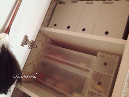 無印良品週間LAST DAY! わが家のMUJI収納ヽ(´▽`)/_a0341288_17281634.jpg