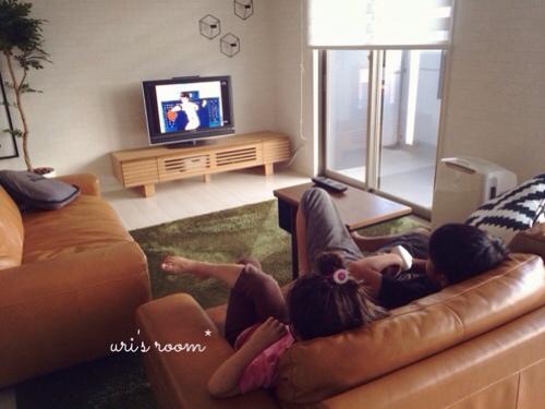 わが家の2大ストレス!!と、懐かしのアニメで夫の衝撃の一言!_a0341288_17281980.jpg