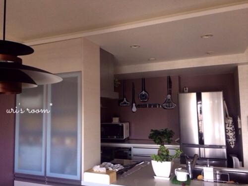 初めてのウォールステッカーでキッチンの雰囲気チェンジ!~前編_a0341288_17283540.jpg