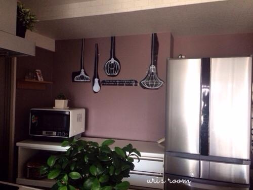 初めてのウォールステッカーでキッチンの雰囲気チェンジ!~前編_a0341288_17283558.jpg