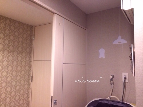 初めてのウォールステッカーでキッチンの雰囲気チェンジ!~後編_a0341288_17283746.jpg