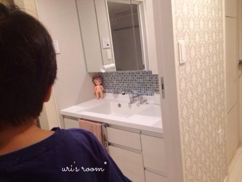IKEAで買ったモノ続き!そして息子がひとりで洗面所に行けないそのワケ…_a0341288_17285708.jpg