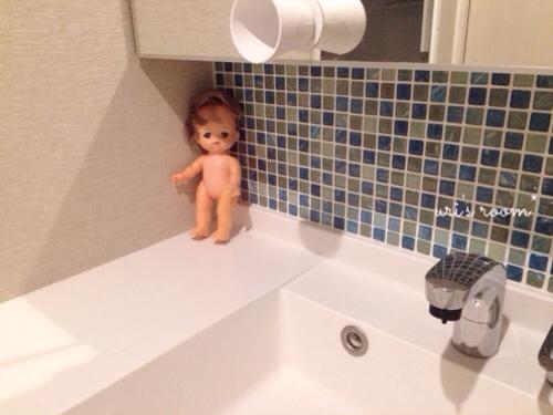 IKEAで買ったモノ続き!そして息子がひとりで洗面所に行けないそのワケ…_a0341288_17285725.jpg