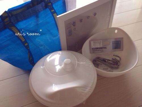 IKEAで買ったモノ続き!そして息子がひとりで洗面所に行けないそのワケ…_a0341288_17285738.jpg