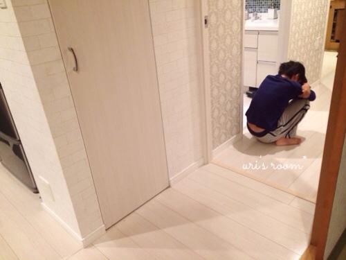 IKEAで買ったモノ続き!そして息子がひとりで洗面所に行けないそのワケ…_a0341288_17285789.jpg