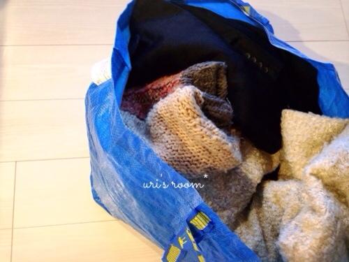 例の宅配クリーニング…服、戻って来ました!_a0341288_17291399.jpg