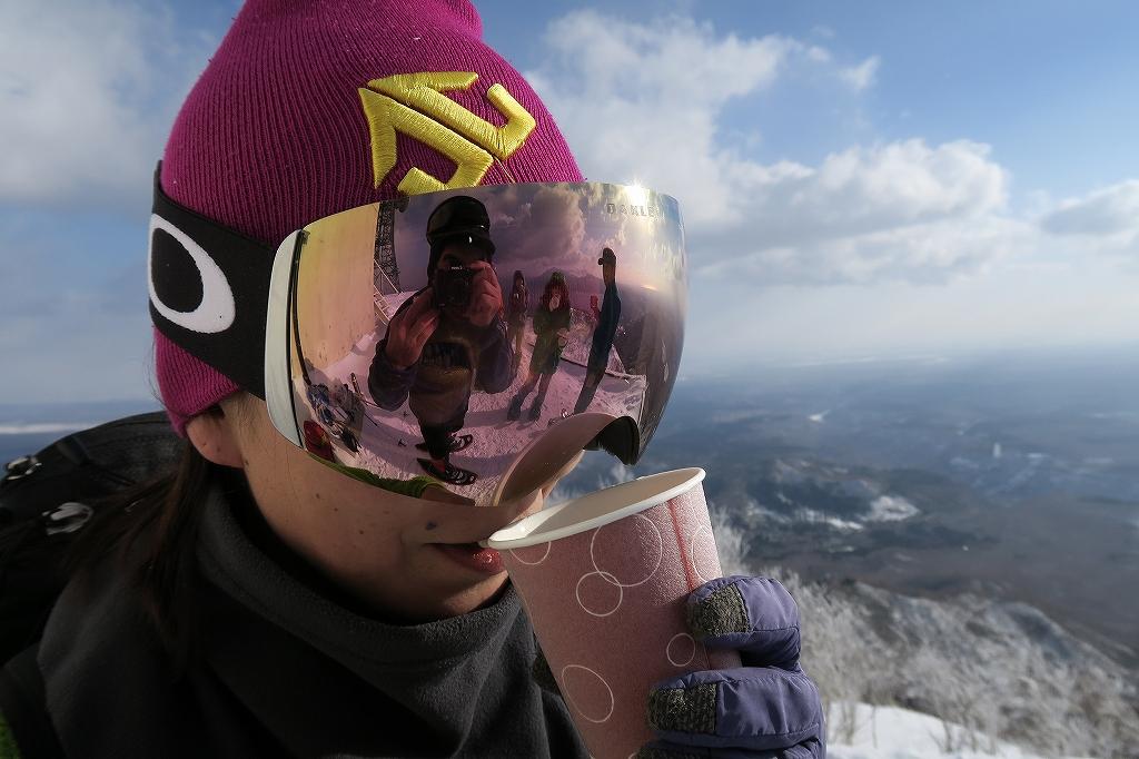 紋別岳から748mピーク、1月27日-速報版-_f0138096_22263796.jpg