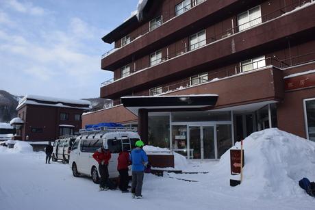 2016年1月23日札幌国際スキー場に近い白井岳支尾根の山を滑る_c0242406_15463133.jpg