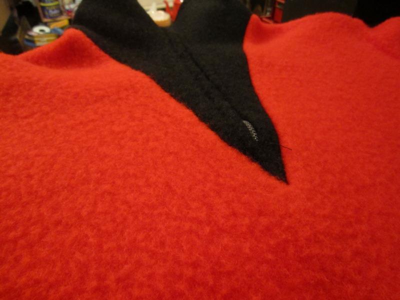 70`S Fake Fur Zip JKT。_a0182112_1835435.jpg