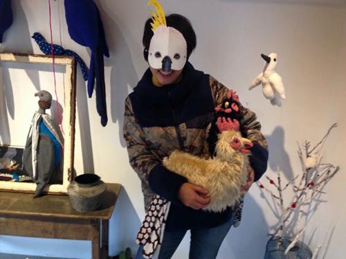 Doddy こてんHappy Bird17日間の展示が終了いたしました。/ぎゃらりーマドベ_a0251920_11223027.jpg