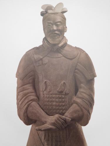 始皇帝と大兵馬俑 東京国立博物館_e0345320_00064675.jpg