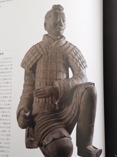 始皇帝と大兵馬俑 東京国立博物館_e0345320_00185752.jpg