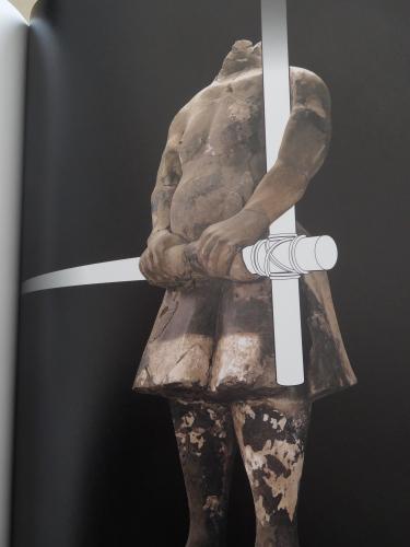 始皇帝と大兵馬俑 東京国立博物館_e0345320_00201082.jpg