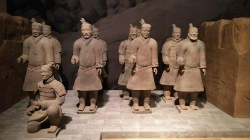 始皇帝と大兵馬俑 東京国立博物館_e0345320_00214878.jpg