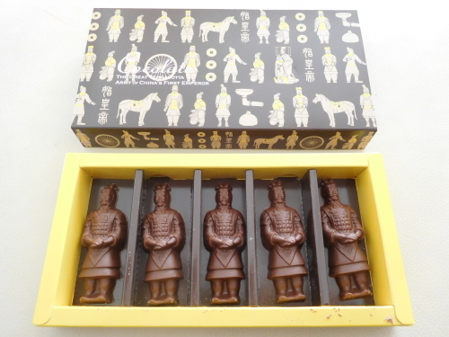 始皇帝と大兵馬俑 東京国立博物館_e0345320_00251301.jpg