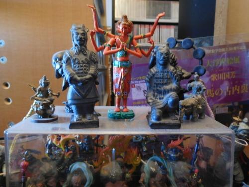 始皇帝と大兵馬俑 東京国立博物館_e0345320_00252518.jpg