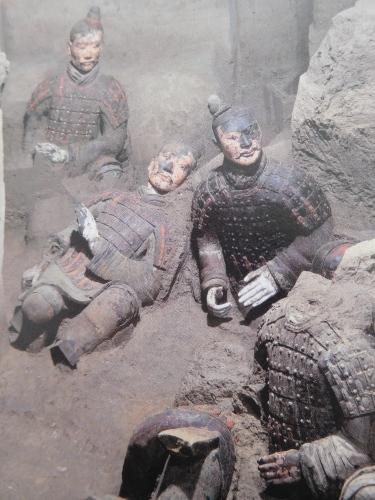 始皇帝と大兵馬俑 東京国立博物館_e0345320_00255356.jpg