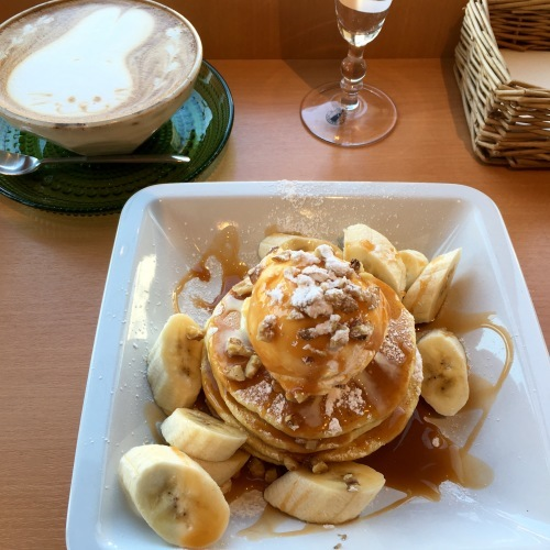 熊谷のホシカワカフェさんでパンケーキランチ_c0366722_11341494.jpeg