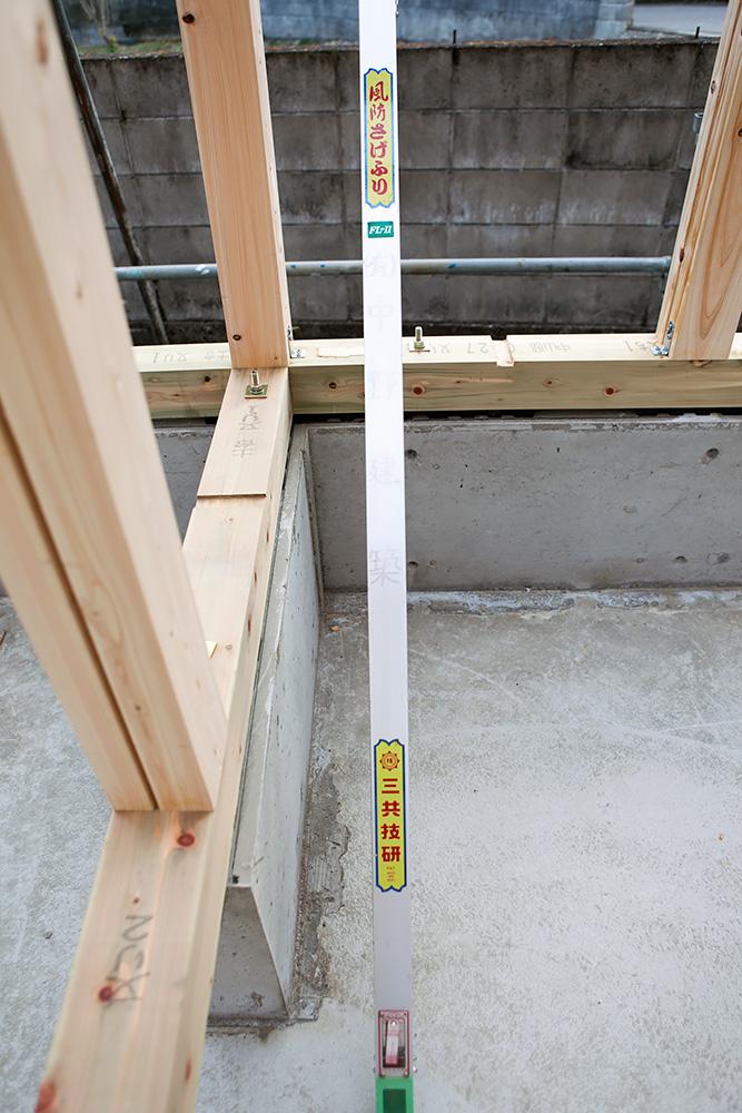 木造2階建てモダン屋根の家─1─_a0163962_1644328.jpg