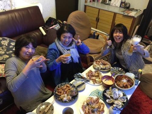 Crab,Oyster,Shrimp... I die..._c0153966_23222012.jpeg