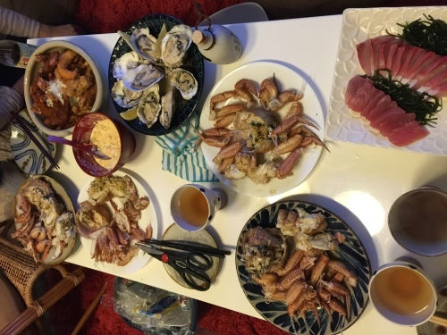 Crab,Oyster,Shrimp... I die..._c0153966_23290259.jpeg