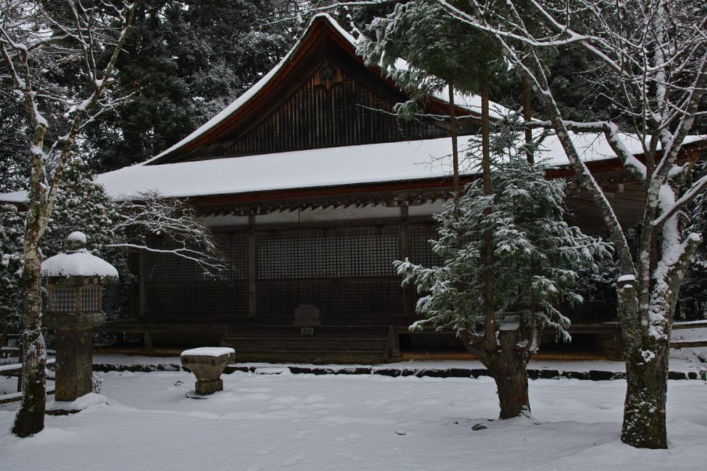 神護寺 雪景色 2016                                 _f0021869_20182152.jpg