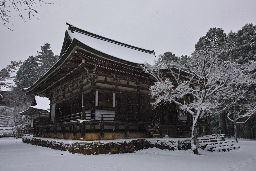 神護寺 雪景色 2016                                 _f0021869_20204194.jpg