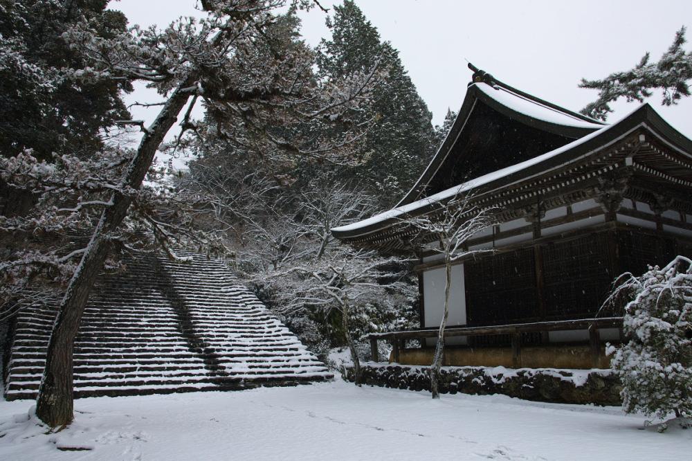 神護寺 雪景色 2016                                 _f0021869_20214845.jpg
