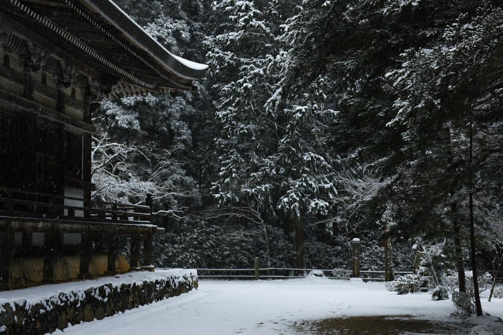 神護寺 雪景色 2016                                 _f0021869_2022214.jpg