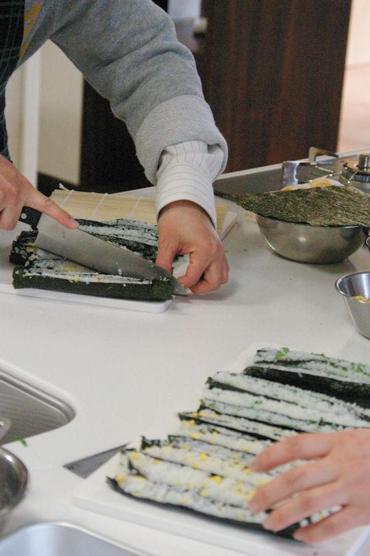外部キッチンでの料理教室レポート_d0327373_20512063.jpg