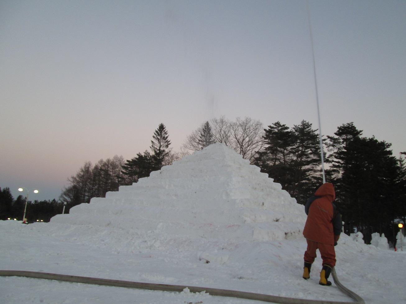 嬬恋・浅間高原ウインターフェスティバル開催前日_f0180878_20353143.jpg