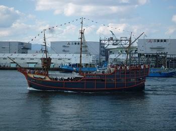 2度目の乗船 ゴーカイガレオン~(^0^)/_e0123286_17184877.jpg