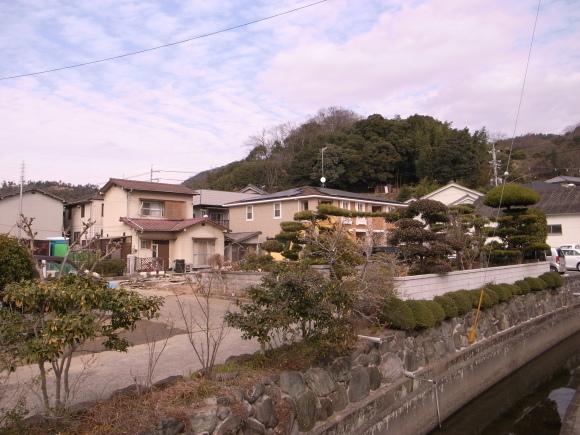 奈良津の家 解体工事_f0341886_13420548.jpg