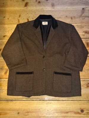 "Design Tweed Coat ""FLAX\""_d0176398_20365115.jpg"
