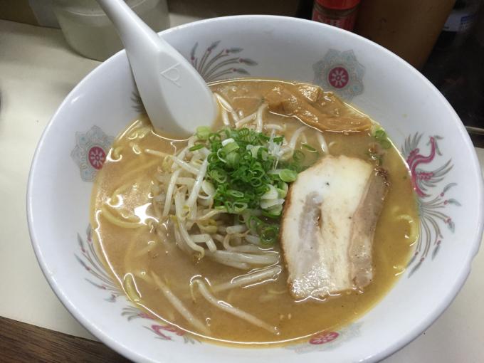 因島田熊町  味萬 味噌ラーメン_f0098002_21103503.jpg