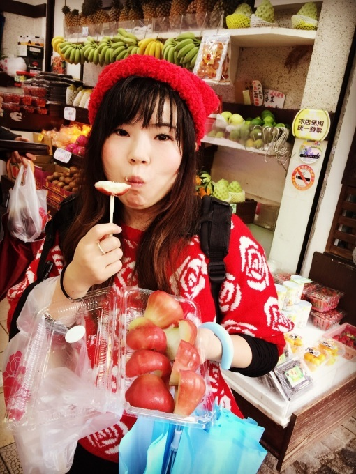 キナコ in 台湾 その4_f0115311_07052386.jpg
