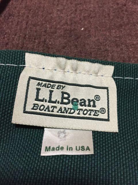 1/30(土)入荷! L.L Bean TOTE BAG!_c0144020_14375826.jpg