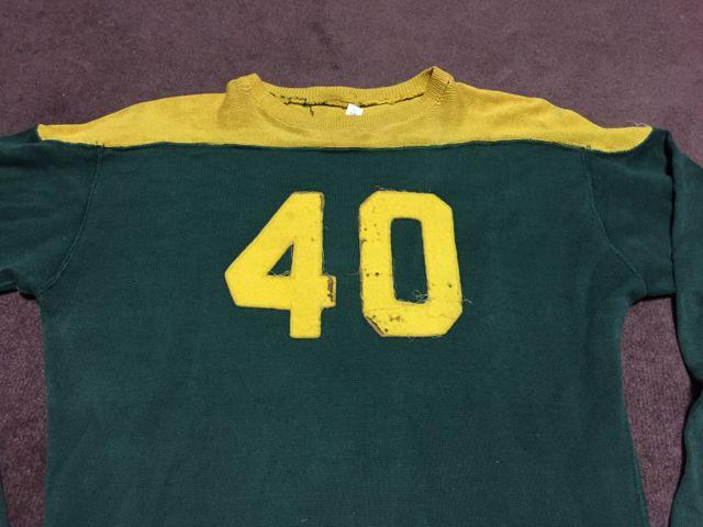 1/30(土)入荷! 30s〜フェルトレター フットボール Tシャツ!_c0144020_158239.jpg