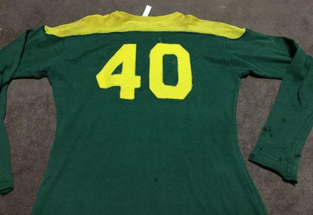 1/30(土)入荷! 30s〜フェルトレター フットボール Tシャツ!_c0144020_158459.jpg