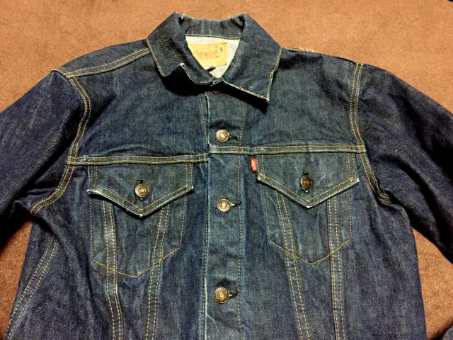 1/30(土)入荷!70s Levi\'s 70505 BIG E denim Jacket!_c0144020_16135214.jpg