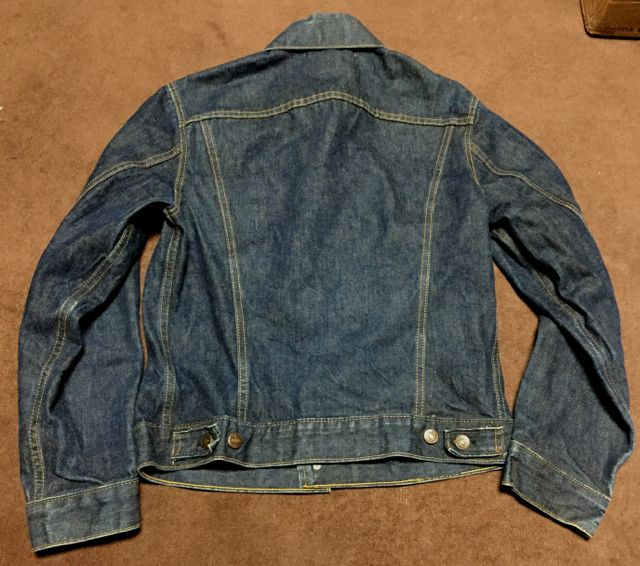 1/30(土)入荷!70s Levi\'s 70505 BIG E denim Jacket!_c0144020_16135867.jpg