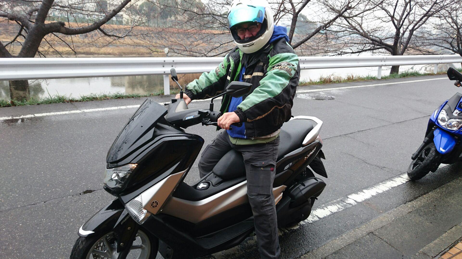 NMAX&BW\'Z125 説明会行ってきた☆_a0169121_13411020.jpg