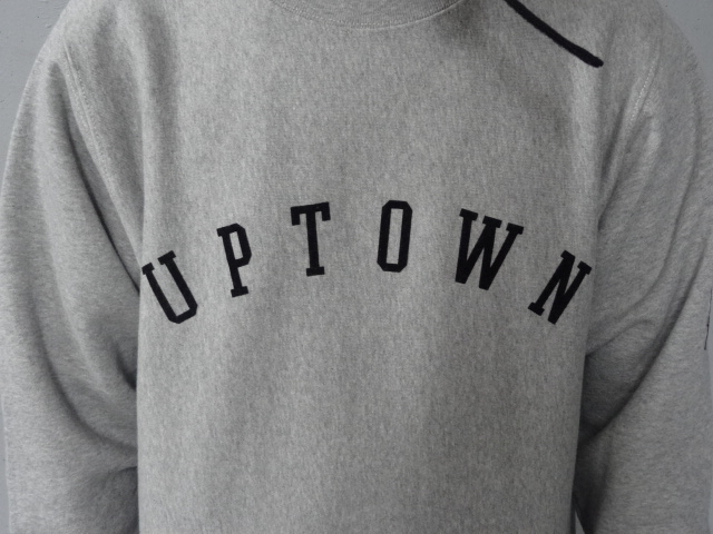 BBP Uptown Slugger Crew Neck Sweat Shirt!!!_a0221253_1927163.jpg